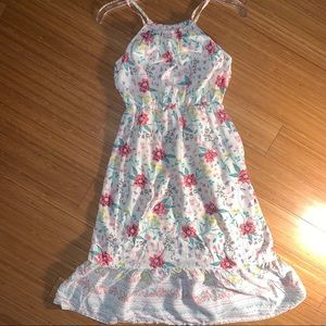 OLD NAVY GIRLS SPRING SUMMER DRESS FLORAL